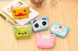 Wholesale new hot cartoon love can be customized mini pu purse bulk e mail treasure baby products sold by the piece