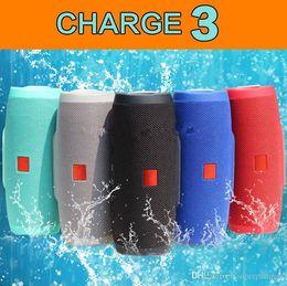 Wholesale JBL Charger Bluetooth Speaker Subwoofer Waterproof Portable Mini Speakers IPX7 Wireless HIFI Loudspeaker For iPhone S Plus with logo