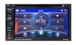 Wholesale 12V inch Touch screen Car Bluetooth mp3 MP4 MP5 player Compatible RMVB GP MP5 DIVX DVD VCD MP4 CD MP3 disc