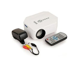 Wholesale cheap Home theater mini protable projector unic UC30 with ATV HDMI USB AV VGA SD