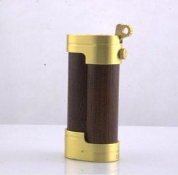 Wholesale Factory Price New style Clone Steel Punk Slug Mechanical Mod Steel Slug Mod PayPal