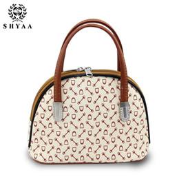 Wholesale SHYAA New Women Bag Shell Handbag Buy Diaper Bag Purse Bag Carrying Small Bag Mini Mobile Phone Women Messenger Bag