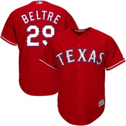 Wholesale MLB Texas Rangers Adrian Beltre Men s Game Signature Flex Cool Base Jersey Baseball Jerseys