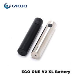 Original Joyetech Ego One V2 Battery 1500mah 2200mah ego one ct battery 1100mah 2200mah Suit Joyetech Ego One V2 e cigarette Atomizer