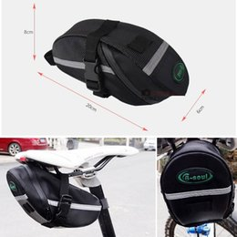 New Arrival Outdoor Cycling Mountain Bike Bags Bicycle Saddle Bag Back Seat Tail Pouch Package Free Shipping