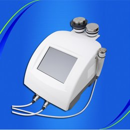 Portable Strong Ultrasound Ultrasonic Liposuction Cavitation Radio Frequency Slimming Machine RF Facial Body Beauty Equipment