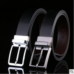 Wholesale 2015 new hip brand buckle L designer belts for men women genuine leather gold Men s