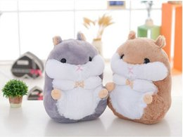 Wholesale New Arriving Whoesale Hot Selling Lovely Hamster Plush Toys Hot Cute colors and size cm cm