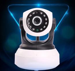 H.264 1.0MP HD 720P AP IP Camera P2P Pan IR CUT Wireless WIFI Camera