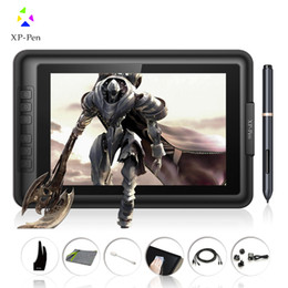 Wholesale XP Pen Artist10s HD quot Drawing Pen Display IPS Panel Graphics Tablet Monitor with Wireless Battery free Stylus