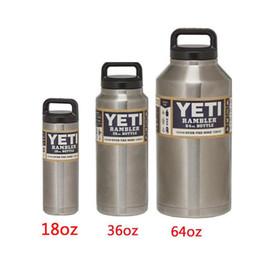 Wholesale Carbonate Mud Mask yeti push pop confetti Bilayer Stainless Steel Insulation Cup OZ Cups Cars Beer Mug Large Capacity Mug Tumblerful