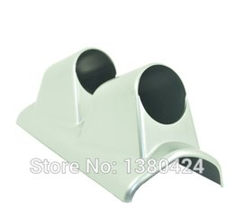 Wholesale quot mm left column carbon silver plan the holder of the warehouse auto gauge pods