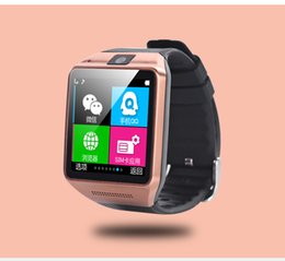 Wholesale New Bluetooth smart watch phone GV08 Factory direct sale Support the SIM card and bluetooth connection modes