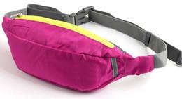 Bolsas de bolsillos en venta-Nuevos deporte de la llegada cintura empaqueta bolsillo pequeño desplazamiento de la cinta bolsa de Mobile