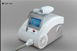 Professional laser tattoo removal q switch nd yad laser machine 532nm & 1064nm tattoo remover machine DHL free shipping