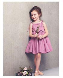 Платья с шифоновой юбкой детские