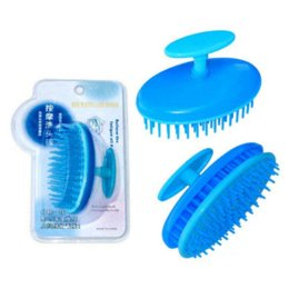 Wholesale Hot Sale New Shampoo Scalp Shower Body Washing Hair Massage Massager Brush Comb Cheap comb binding