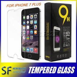 Wholesale For Iphone Tempered Glass Screen Protector H Film For Iphone Plus Coolpad Catalyst Zmax Pro Z981 Galaxy ON5 with Retail Package