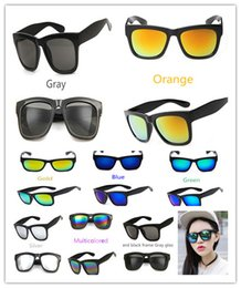 Wholesale 8 Colors AAAA Quality sunglasses for men women sport sunscreen Sunglasses cheap sale