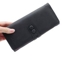 2016 Fashion Women Korean Cute Candy Soft Leather Change Purse Women Wallet Long Purse Handbag sacoche homme carteras mujer