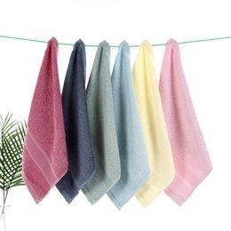 Wholesale 2016 Bamboo Fiber Towel Manufacturers Deep Green Pigment Towel Antibacterial Towel Infant HY1247