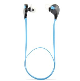 Wholesale Amazing sounds quality music Bluetooth earbuds QY7 EDR super bass Bluetooth earphones