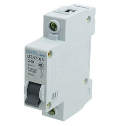 Wholesale A Rated Current AC V P MCB Miniature Circuit Breaker