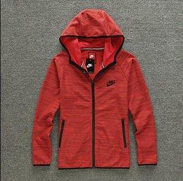 Wholesale WINDRUNNER Tech Sphere Full Zip FLEECE CAMO Men jackets sweatshirts