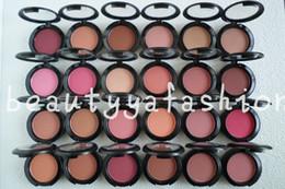 Wholesale ePacket new makeup Shimmer Blush BLUSHER g Color CHOOSE