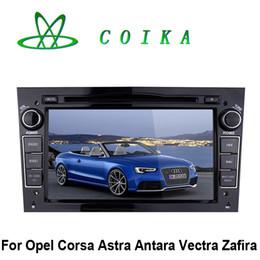 Wholesale Quad Core Android System Car DVD Head Unit For Opel Vauxhall Corsa Antara Astra Zafira Vectra Meriva Vivaro GPS Navi BT Screen