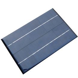 Оптовая свободная перевозка груза кремния панели солнечных батарей DIY зарядное устройство Солнечное зарядное устройство сотового совета Нью-4,2Вт 18В Солнечные батареи Старший Поликристаллический solar panel cells wholesale deals от Поставщики панели солнечных ячеек оптового