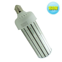 AC90~277V LED Clearly PC Cover Light Bulbs 160W Warehouse Light High Bay Fixture E39 Mogul Base LED Canopy Garage Light