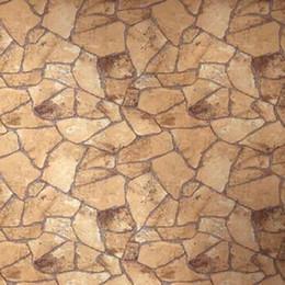Naturel, classique, vendange, brique, mur, pierre, rocher, ardoise, effet, 10M, papier peint, rouleau, fond, maison, décor, pvc, papier peint à partir de fond d'écran d'ardoise fournisseurs