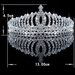 Wholesale Only Cheap Fashion Bridal Tiaras Crowns Headband Beaded Hair Claw Clips Accessories For Wedding Bride Bridesmaid