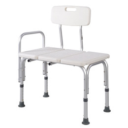 Wholesale Shower Bath Seat Medical Adjustable Bathroom Bath Tub Transfer Bench Stool Chair