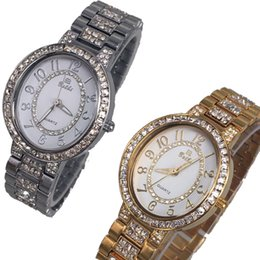 Wholesale Alloy China Fashion Ladies Watch Waterproof Round Glass Silver Gold To Keep The Exact Time Best Watches Deals Online Name Band Watches Belbi