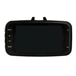 Wholesale Camcorder GS8000L P M CMOS sensor MP Car DVR Camera quot LCD Car Video Recorder IR Lights Degrees GS8000 JC C109A best