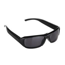 Free Shipping Wholesale SM15 HD 720 P Polarized Sunglasses Eyewear Camera Hidden DVR Video Recorder Camcorder DVR