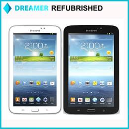 2x 100% Original Refurbished Samsung TAB T217-S 7.0 inch 600x1204 1.5 GB RAM 8GB ROM 1.5MP microSD up to 64 GB Android 4.2