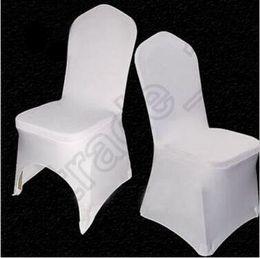 promotion housse de chaise de mariage en mariage blanc vente housse de chaise de mariage en