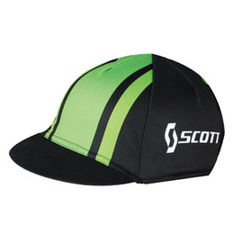 New arrive 2016 scott professional Team Cycling Bike Head Cap Hat Quick Drying is suing Wear men and women Cycling Hat Cycling caps