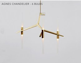 Wholesale Roll Hill Agnes Chandelier Modern Chandelier V V Chandelier Light Lighting Design by Lindsey Adams Adelman