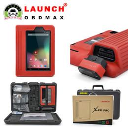 Wholesale x431 pro can do car Original Launch X431 Pro Advanced Professional diagnostic tool Launch X pro Wifi Bluetooth