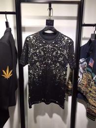 Wholesale 2016 New product Men T shirt The stars Sagittarius Print New women Sport casual t shirt Men s Short Sleeve luxury brand Clothing