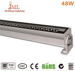 48W outdoor lighting aluminum metarail wash wall light IP 65 wash wall light high quality wash wall light