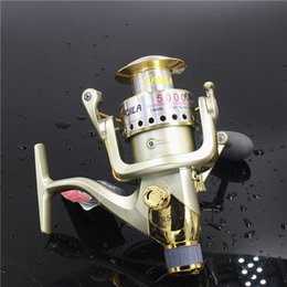 Fishing Reels 5000 Series All Metal Rocker Arm Seamless Back Brake Spinning Reel Ocean Rod 9+1BB