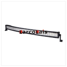 "43"" Inch 240W Epistar Curved LED Light Bar for Work Driving Boat Car Truck 4x4 SUV ATV Off Road Fog Lamp 12v 24v"