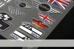 Wholesale Car accessories car stickers and decals for mini cooper Countryman R50 R52 R53 R55 R56 R57 R58 R59 R60 R61 R62