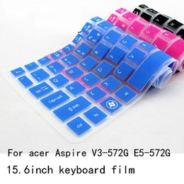 Wholesale Opula inch for acer computer keyboard protective film for acer V3 G MR E5 G W keyboard protective film