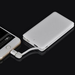 Wholesale mAh Power bank mAh USB Power Bank Portable External Battery Charger for iphone5 S G Samsung galaxy battery charger04